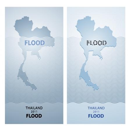 thailand overstroming 2011 ontwerp