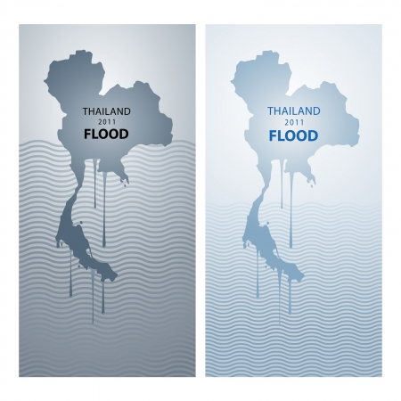 thailand flood: thailand flood 2011 design