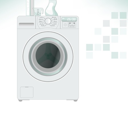 washer machine: Clothes Washer