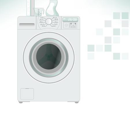 launder: Lavadora de ropa