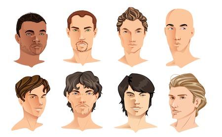 남성 초상화