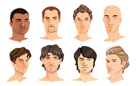 Male Portraits