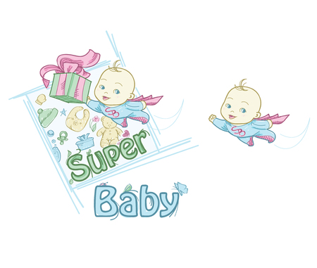 baby care: Super Baby