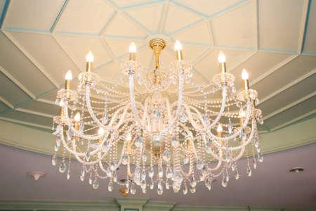 ritzy: beautiful chandelier