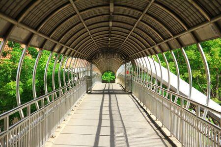 elevated walkway: Elevated walkway