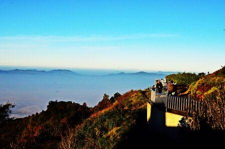 doi: Doi Inthanon � la montagna pi� alta in Thailandia