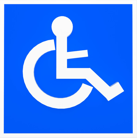 disabled parking sign: Disabled Parking icon