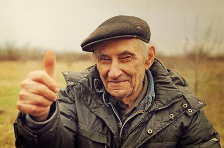 de bejaarde