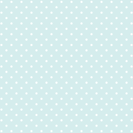 blue polka dot background