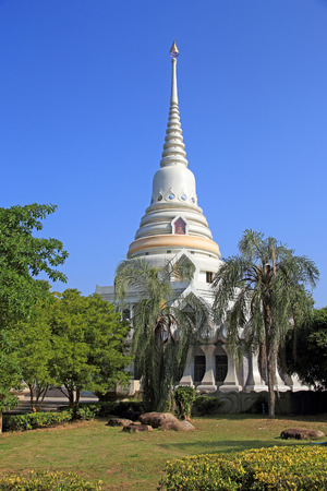 Wat Yan temple complex in Pattaya, Kingdom of Thailand