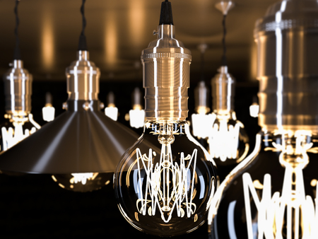 incandescent: old style Incandescent bulbs