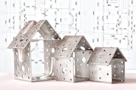 house model, idea, concept