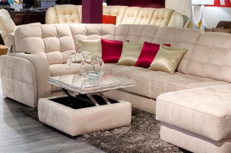interior with sofa Stock Photo - 70518766