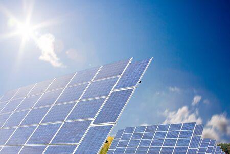 photocell: Solar panel