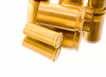 projectile: Brass projectile