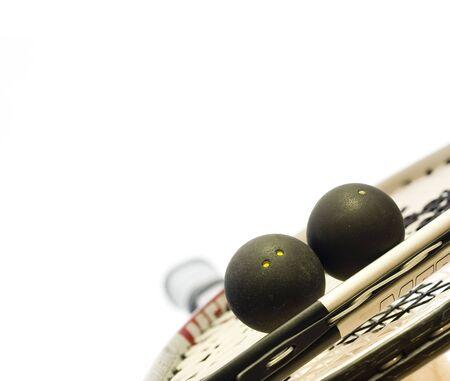 squash: Racket squash