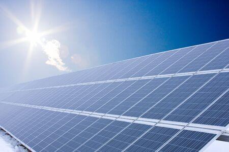 Solar panel Stock Photo - 4796535