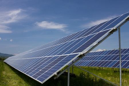 Solar panel Stock Photo - 18082692
