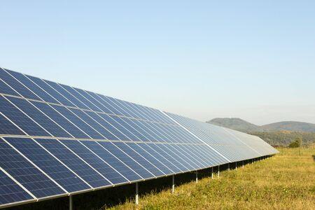 solar heating: Solar panel