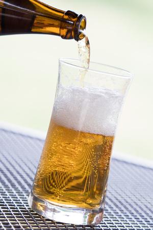 drunken: Beer Stock Photo