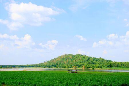 Princess House Reservoir in Thailand photo