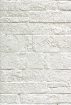 muro: Texture di Sfondo bianco muro di mattoni