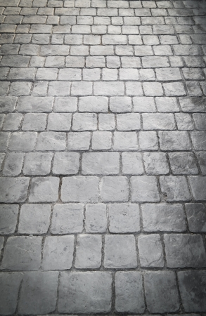 Stone walkway textue grunge style background Stock Photo