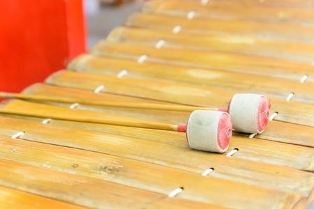 xilofono: Instrumento musical tailandés, Alto xilófono
