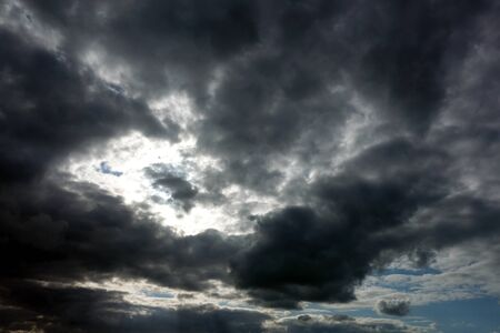 moody sky: Dark moody sky