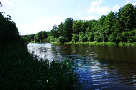 landscape riverside: Riverside landscape