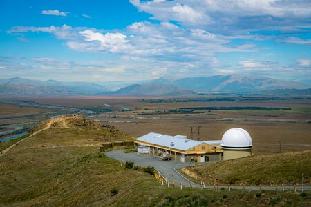 Mount John University Observatory (MJUO), The Premier astronomical research observatory in New Zealand.