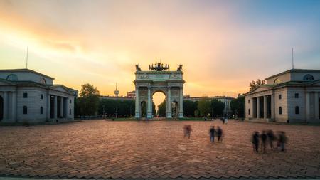 Arco della Pace or
