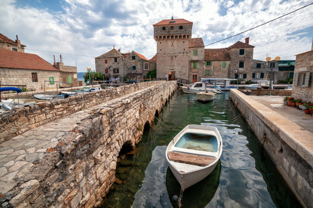 Kastel Gomilica is the filming location of TV series in Croatia. Kastel Gomilica is one of seven settlement of town Kastela in Croatia.