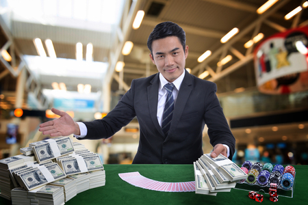 Gambling business It has enormous market value. Stock fotó