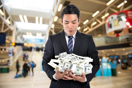 Gambling business It has enormous market value. Stock Photo