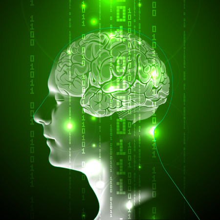 memory drugs: The Concept of Active Human Brain with Binary Code Stream.