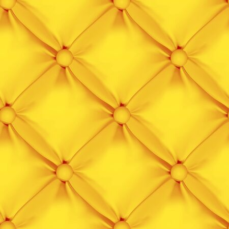 seamless leather: Orange Seamless Leather Upholstery Pattern. Vector Illustration