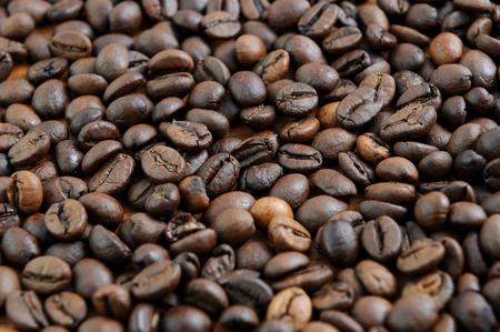 cofee: cofee beans macro view