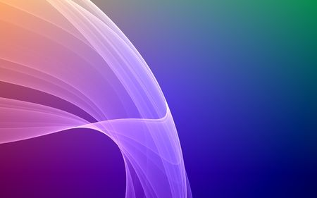 Colorful 3D rendered fractal (abstract background) Stock Photo - 1768179