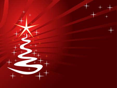 Christmas tree Stock Vector - 2598131