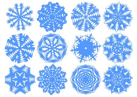 Snowflakes Stock Vector - 3718335