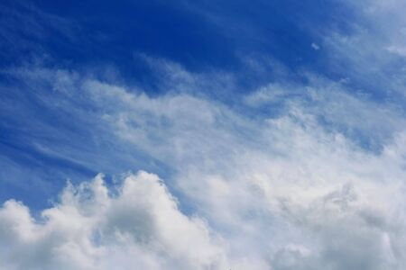Blue sky and clouds Stock Photo - 5036463