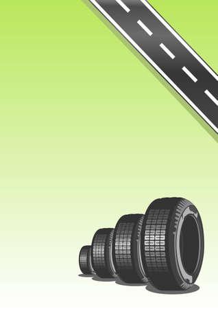 Vector background of car design Stock Vector - 8982733