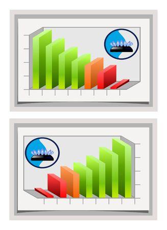 methane: Natural gas diagram
