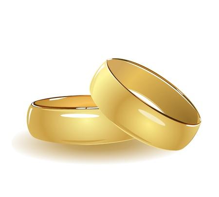 wedding rings: Simple wedding rings