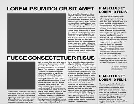 Newspaper  Stock Vector - 9935183