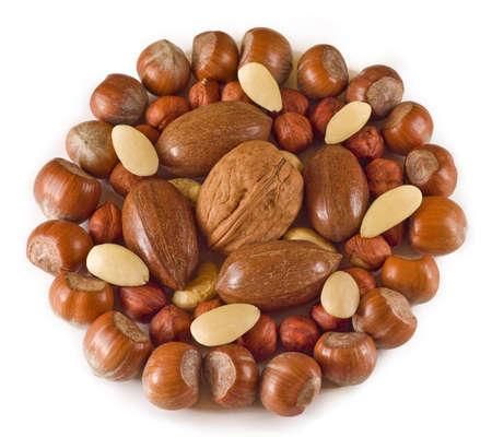 fatty food: Nuts