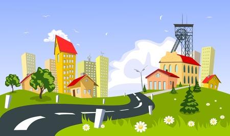 kopalni: Miasto górnicze