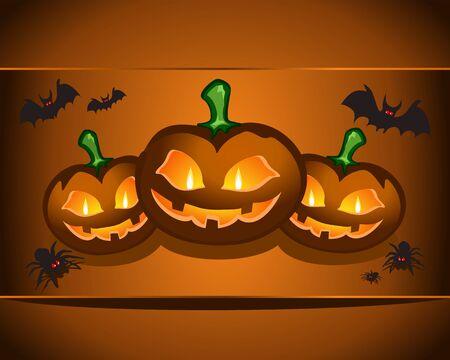 haloween: Calabaza de Halloween