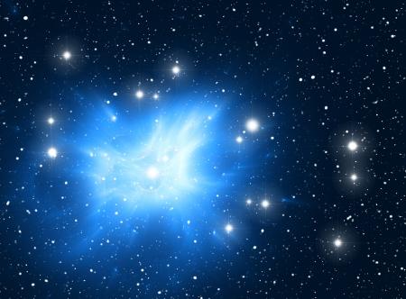 Explosion supernova Banque d'images